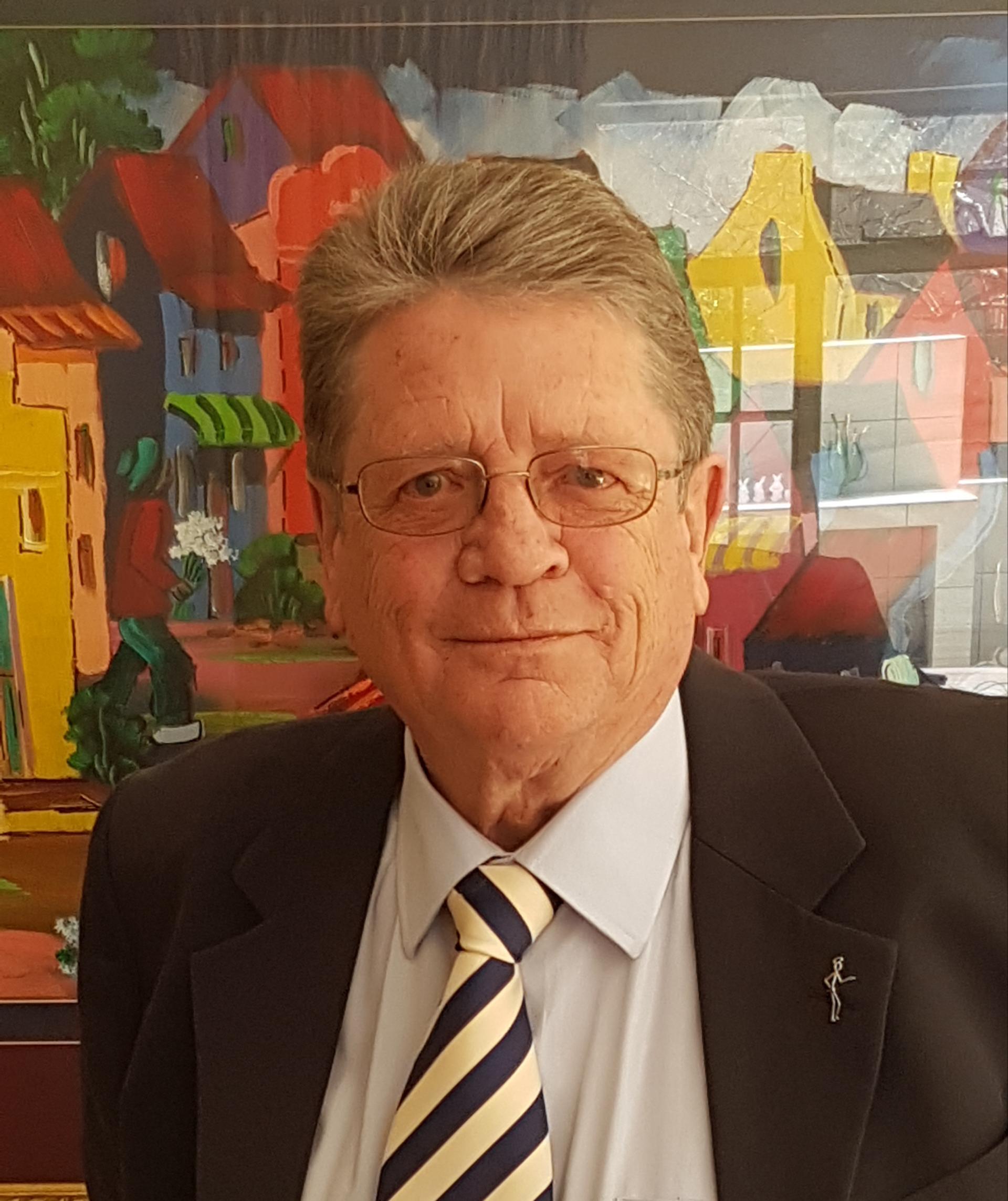 Gordon Darroll